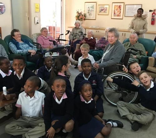 Grace College Outreach at Amberfield Care Centre - HowickVillage co za