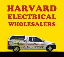 harvard electrical wholesalers yellowlogo250x220