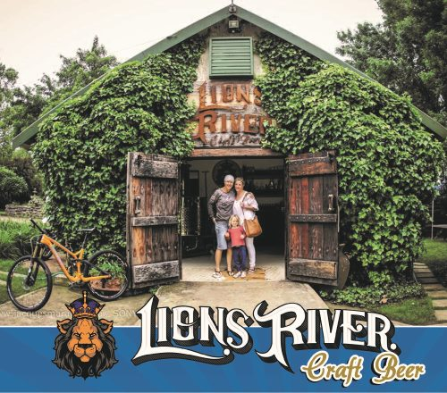 Lions RIver Nov News