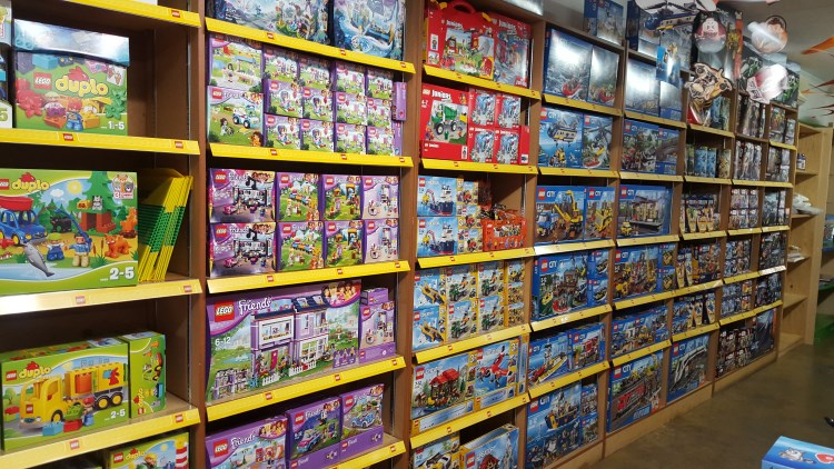lego for description