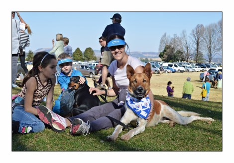 Family Fun at 1000 Paws Walk for SPCA