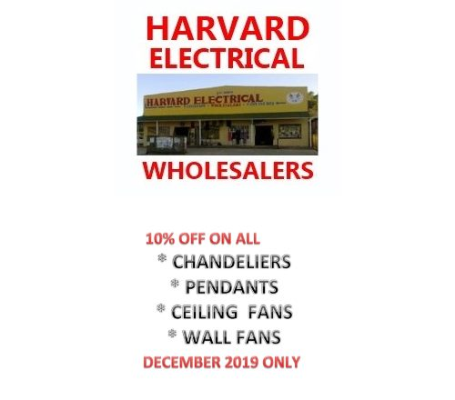 Harvard Electrical dec new