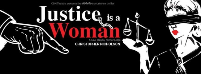 justice is a woman event