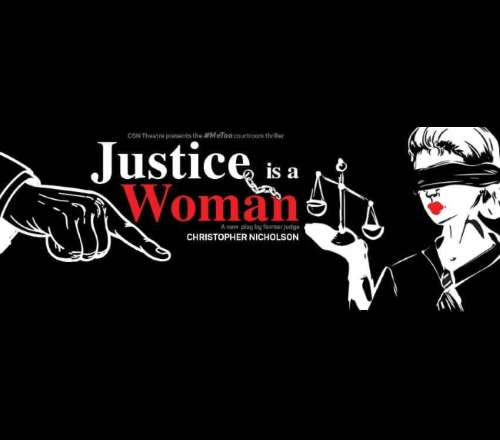 justice is a woman news