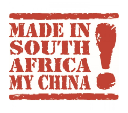 made in south africa my china
