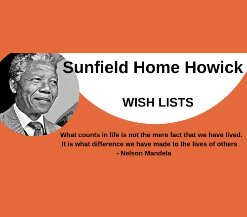 sunfield wish list copy